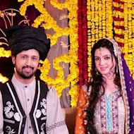 Atif Aslam Gets Married To Sara Bharwana