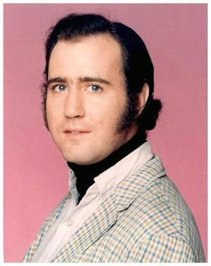 Andy Kaufman: Dead or Alive?
