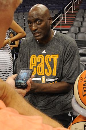 Dream coach Michael Cooper has tongue cancer