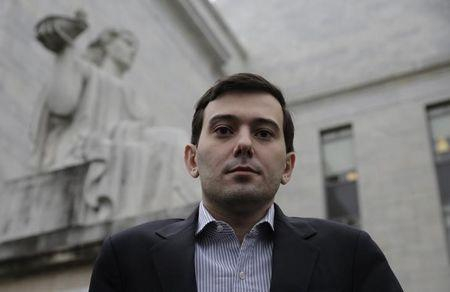 Shkreli is sued over his $2 million Wu-Tang Clan album