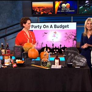 Throw A Spooky Halloween Bash Without Spending Too Much Cash!