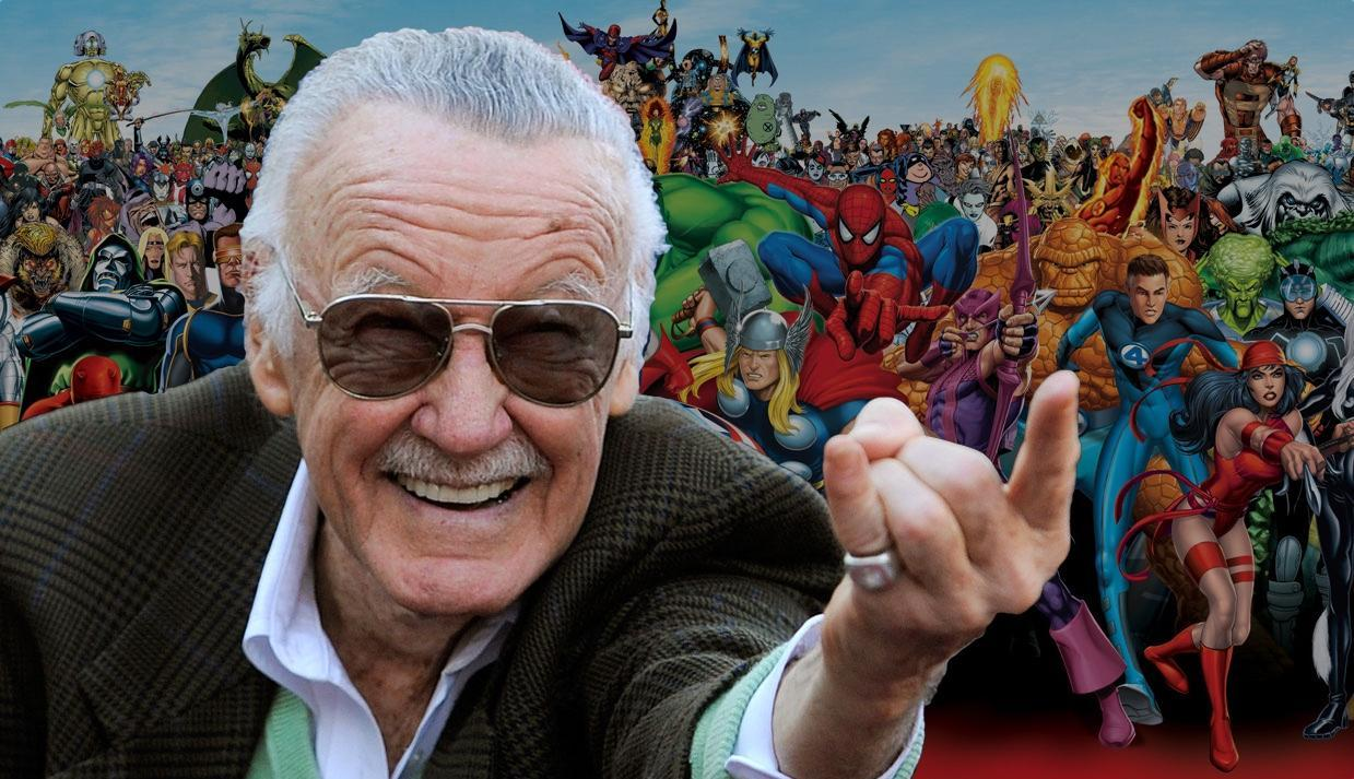 Tomorrow Daily 139: Nvidia Shield, an online comic book class taught by Stan Lee and more