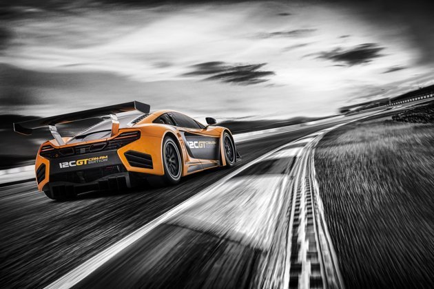 McLaren to make just 30 12C …