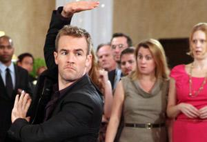 James Van Der Beek | Photo Credits: Danny Feld/ABC
