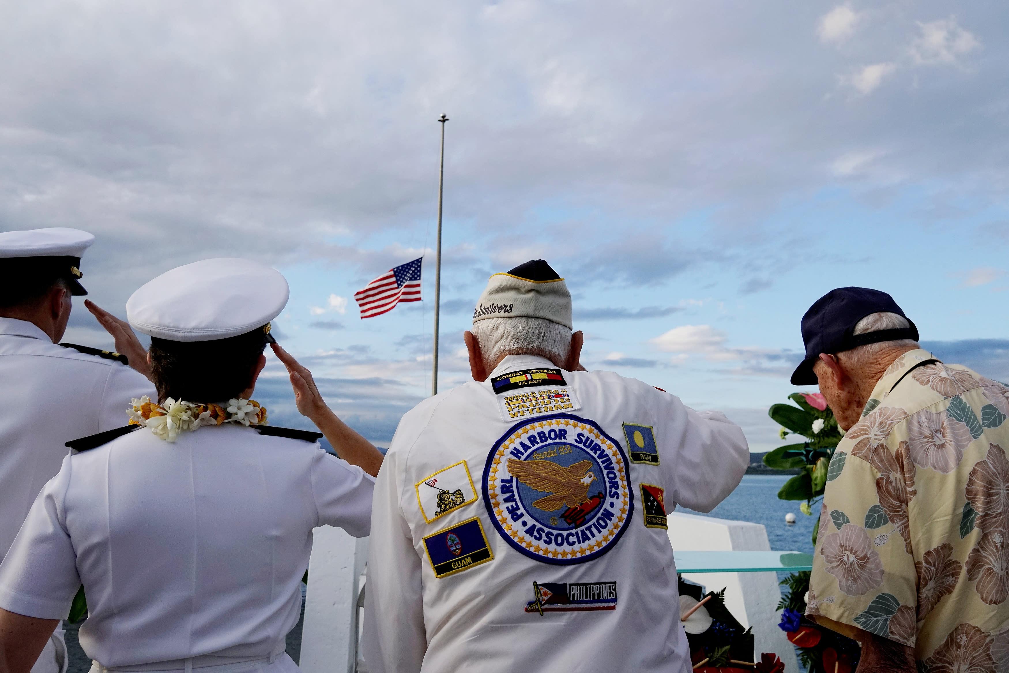 Pearl Harbor's 75th Anniversary Live Stream