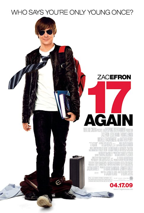 17 Again New Line Cinema Poster Still
