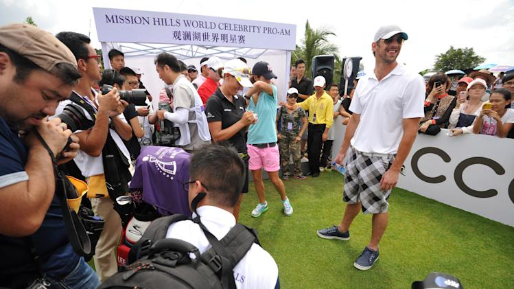 Mission Hills World Celebrity Pro-Am - Day 3