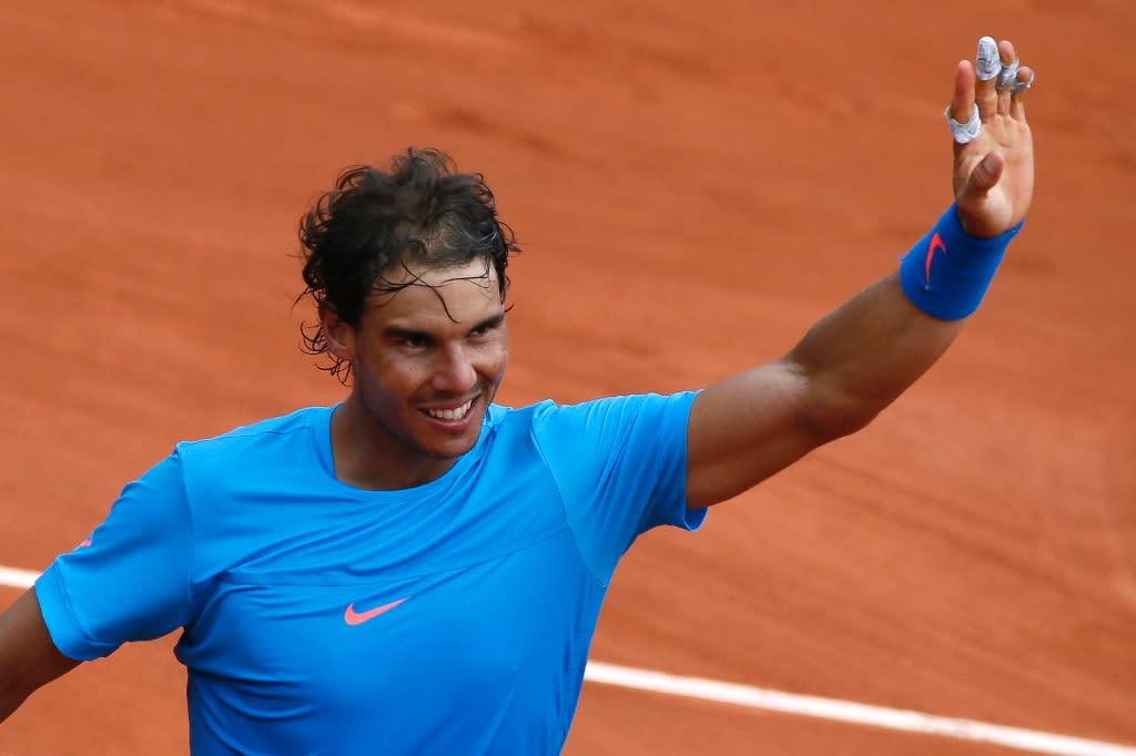 Nadal, Murray call for Blatter change