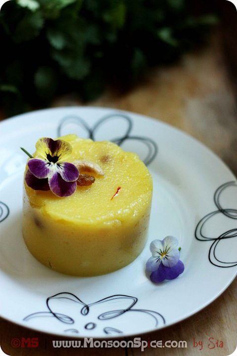 Pineapple Kesari Bhath