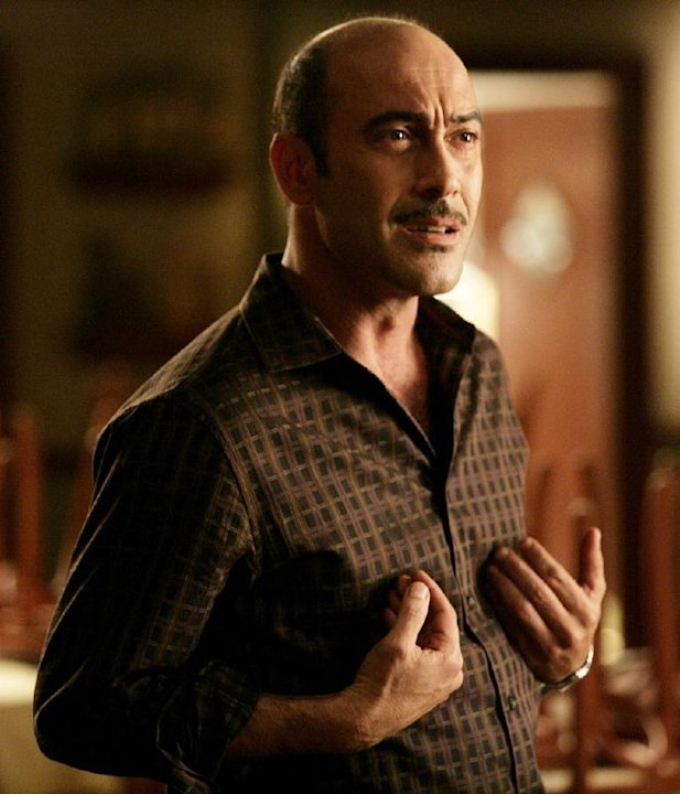 John Ventimiglia stars as Arthur Bucco in The Sopranos on HBO.