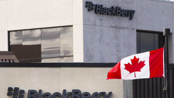 BlackBerry's long, hard slog back to respectability