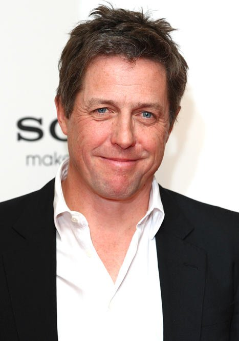 Hugh Grant Welcomes Second …
