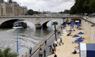 Seine Race Halted Because Of Water Fears