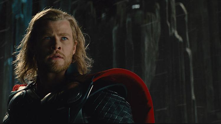 Thor Paramount Pictures 2011 Chris Hemsworth