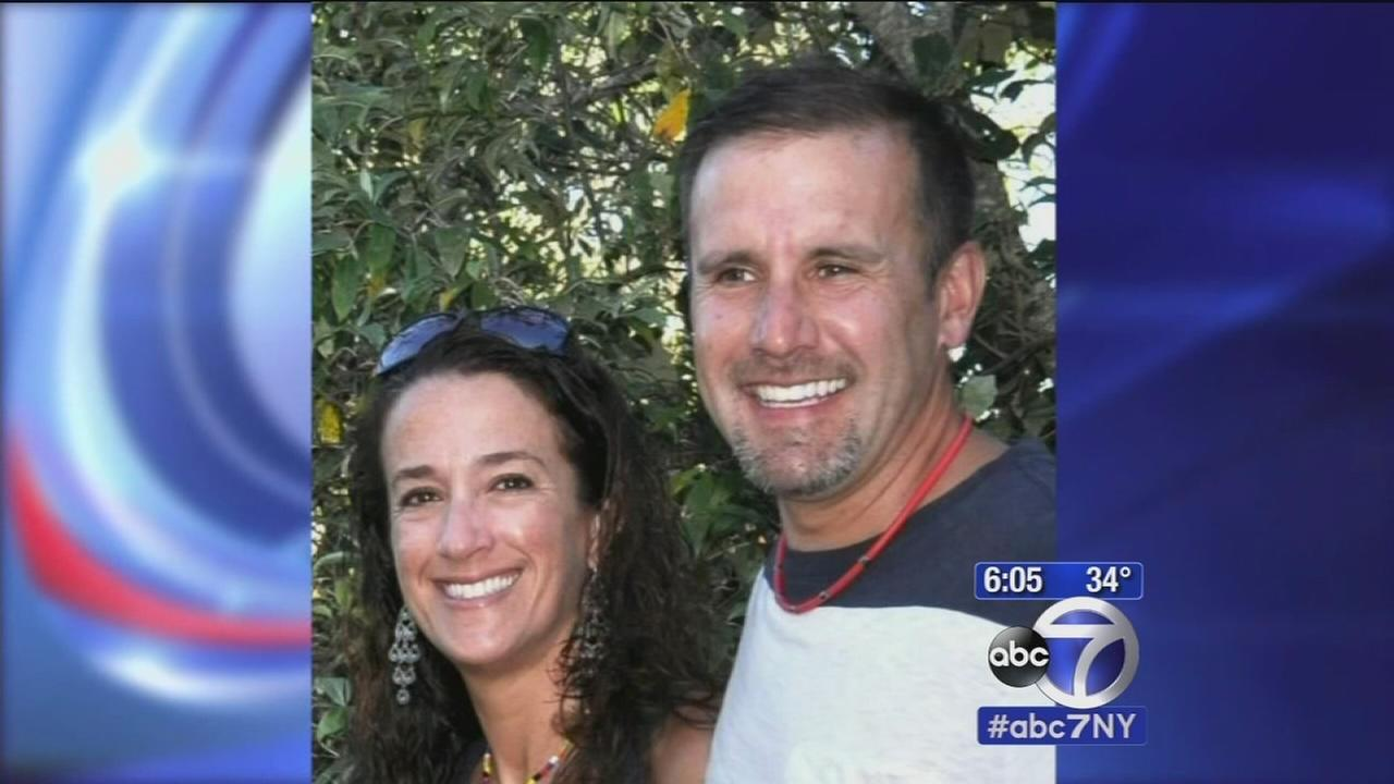 NY man says wife shot him to avoid messy divorce