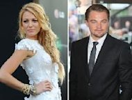 Blake Lively and Leonardo DiCaprio -- Getty Images