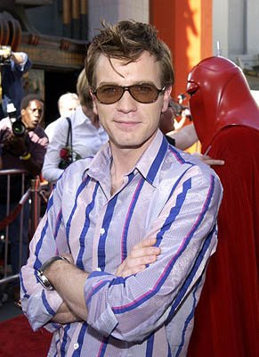 Ewan McGregor at the LA premiere of 20th Century Fox's Star Wars: Episode II