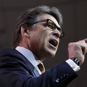 Gov. Rick Perry Fires Up CPAC Crowd