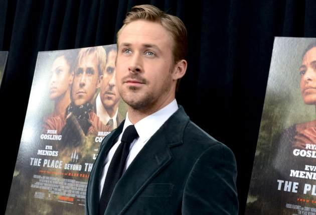 Ryan Gosling attends 'The Place Beyond The Pines' New York Premiere at Landmark Sunshine Cinema on March 28, 2013 in New York City -- Getty Images
