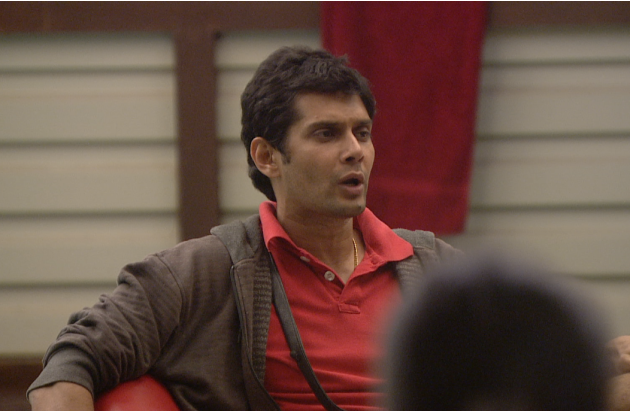 Amar breaks bad after Bigg Boss