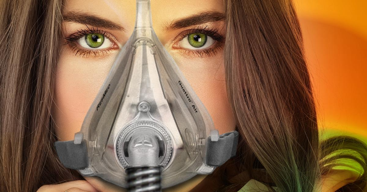 Your CPAP Mask is Covered with Germs