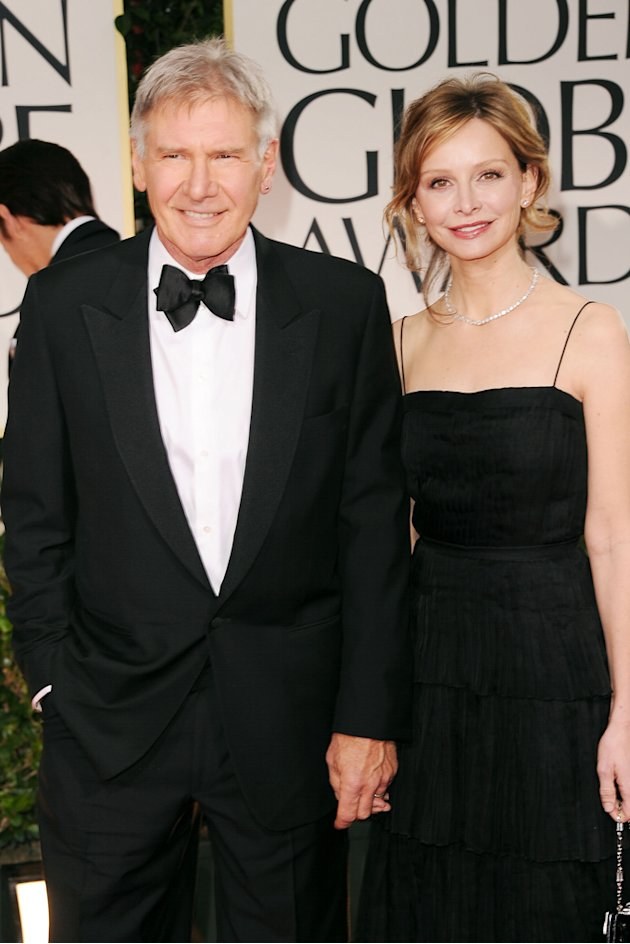 Harrison Ford and Calista …