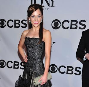 "FILE - In this June 9, 2013 file photo, Laura Osnes arrives on the red carpet at the 67th Annual Tony Awards, in New York. Most theater ticket prices are sky high, but one new offer will get you into a powerful musical and give you change back from a nickel. The Atlantic Theater Company and the ticketing app TodayTix said Thursday, March 6, 2014 they will hold a lottery that will give two lucky winners 3-cent tickets to every performance of ""The Threepenny Opera."" The revival of the Bertolt Brecht-Kurt Weill masterpiece tells the scabrous tale of lowlifes in Victorian England. It will star Tony Award nominee Laura Osnes, Academy Award winner F. Murray Abraham and Emmy Award winner Michael Park. (Photo by Charles Sykes/Invision/AP, File)"