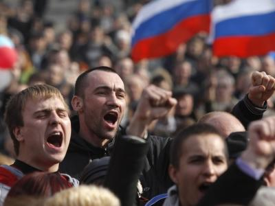 Tensions High Ahead of Crimea Referendum
