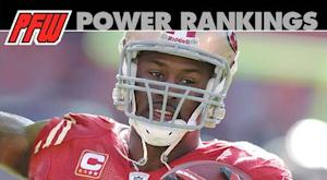 Power rankings: 49ers grind their way to the top