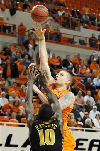 Oklahoma State hands No. 2 Mizzou 2nd loss, 79-72
