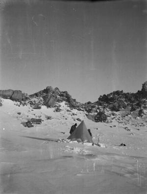 Historic Camp Site Discovered on Antarctica