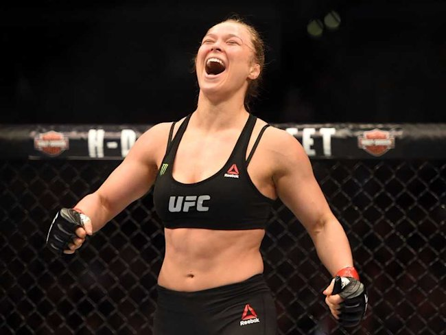 Ronda rousey s rumored upcoming fight could shatter ufc pay per view
