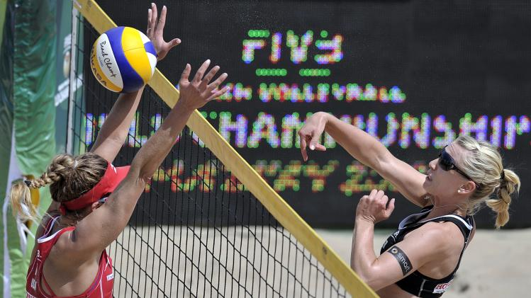 FIVB Beach Volleyball World Championships - Day 6