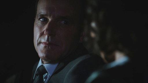 Coulson in Enemy Hands