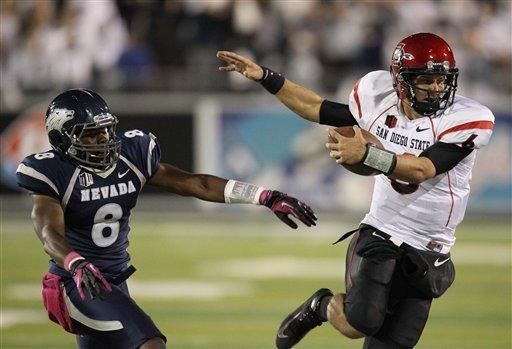 San Diego State wins 39-38 OT thriller over Nevada