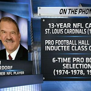 Dan Dierdorf talks broadcasting career