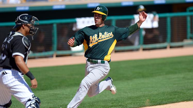 MLB: Spring Training-Oakland Athletics at Chicago White Sox