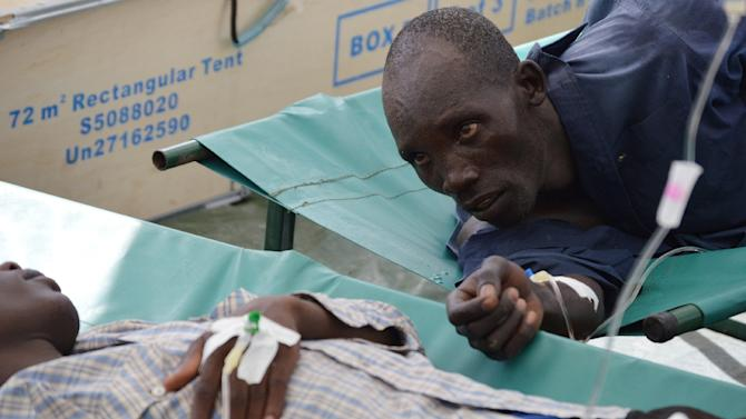 A total of 484 cholera cholera cases had been reported in South Sudan by the end of June following an outbreak in Juba