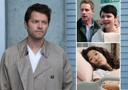 Which Grey's Star Killed You? Did Supernatural Hurt Cas? Best Family Reunion? And More Qs!