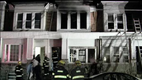 Suspected squatter killed in Port Richmond house fire