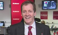 Alastair Campbell Appears At Media Inquiry