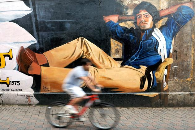 India's awesome street art