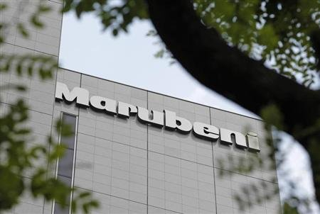 Exclusive: Marubeni says Chinese authorities detain three staff at grain unit