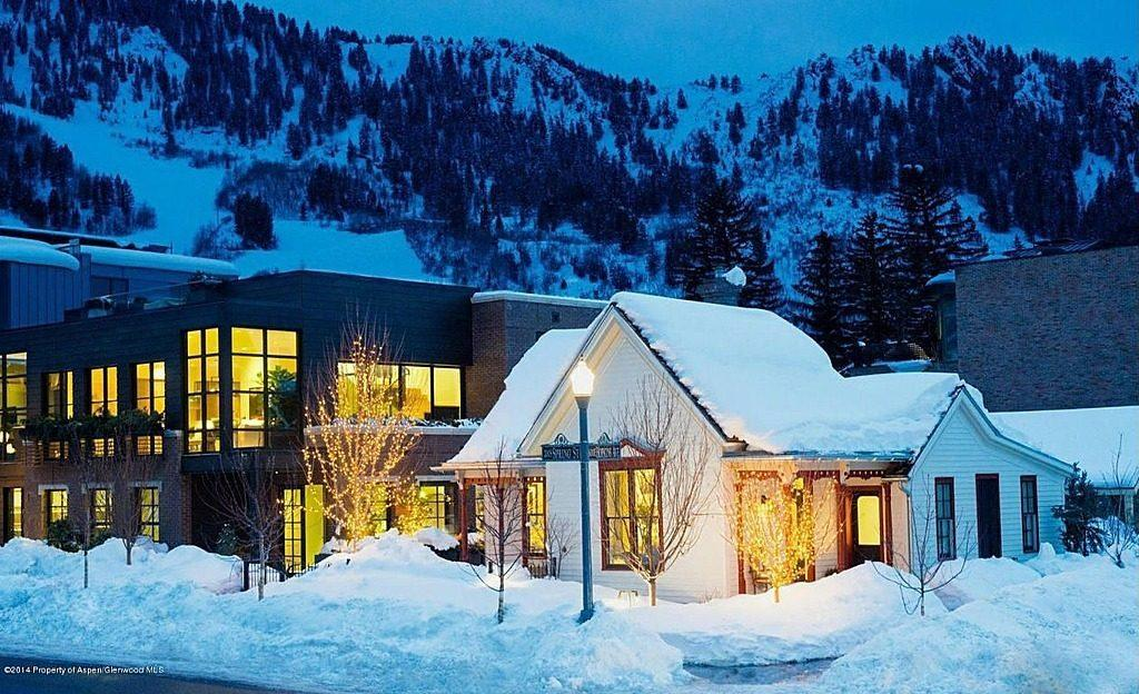 Sold Stuff: Historic Aspen 'Compound' Downtown Sells for $16.25M
