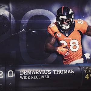 'Top 100 Players of 2015': No. 20 Demaryius Thomas