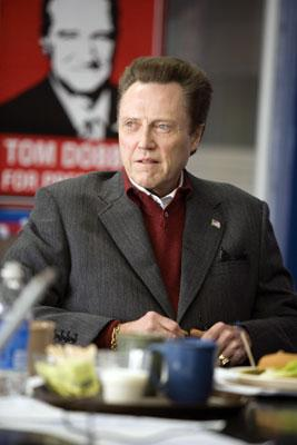 Christopher Walken in Universal Pictures' Man of the Year