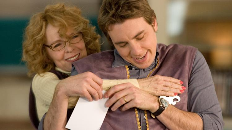 Diane Keaton Dax Shepard Smother Production Stills Variance 2008
