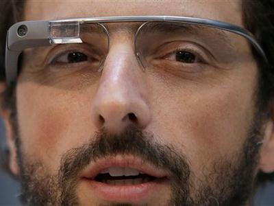Google Hypes Internet Glasses With Contest