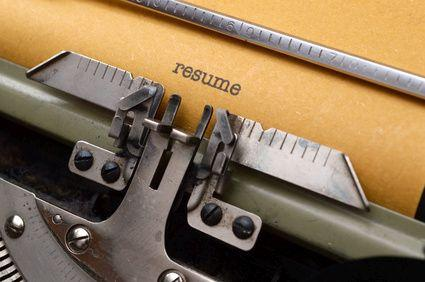 Do You Have An Outdated Resume?