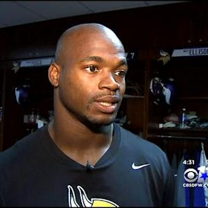 MN Governor Calls For Adrian Peterson's Suspension